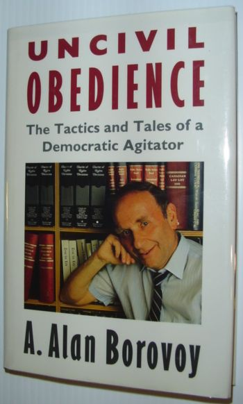Image for Uncivil Obedience: The Tactics and Tales of a Democratic Agitator