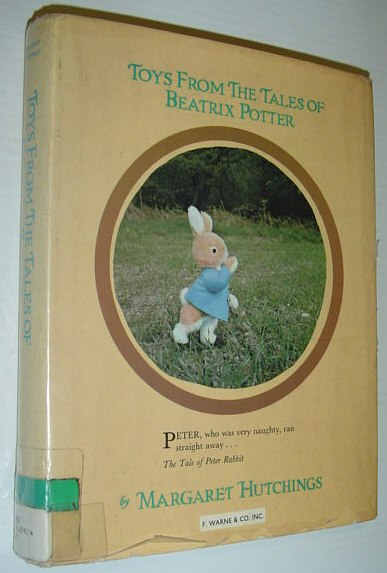 Image for Toys from the Tales of Beatrix Potter: The Tale of Peter Rabbit