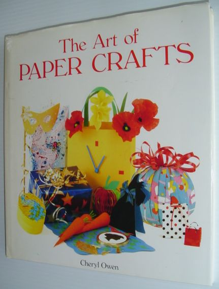 Image for The Art of Paper Crafts