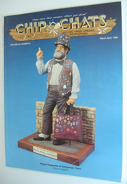 Image for Chip Chats - Volume 43, Number 2: March-Aprill 1996
