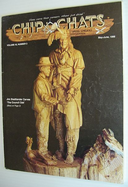 Image for Chip Chats - Volume 43, Number 3:  May-June 1996