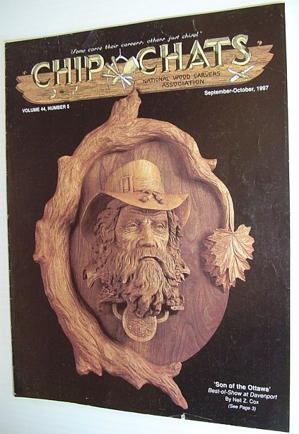 Image for Chip Chats - Volume 44, Number 5:  September-October 1997