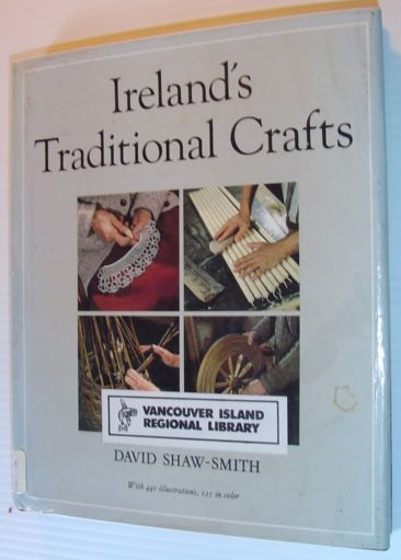 Image for Ireland's Traditional Crafts