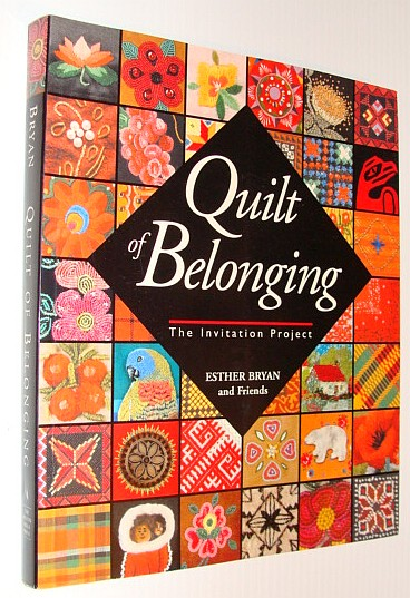 Image for Quilt of Belonging: The Invitation Project