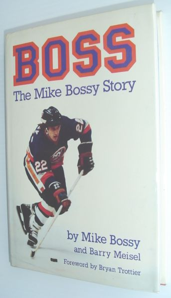 Image for Boss: The Mike Bossy Story