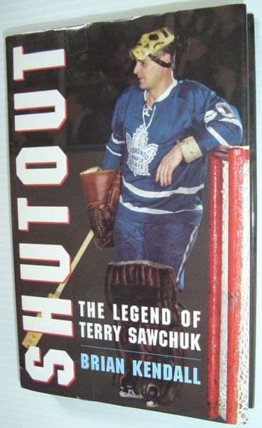 Image for Shutout : The Terry Sawchuk Story