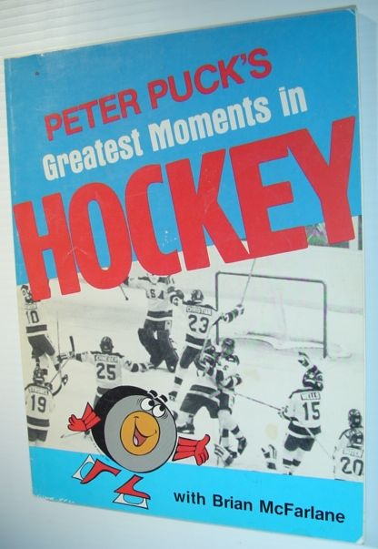 Image for Peter Puck's Greatest Moments in Hockey