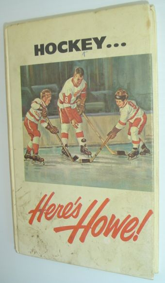 Image for Hockey... Here's Howe!