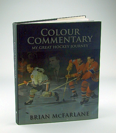 Image for Colour Commentary My Great Hockey Journey