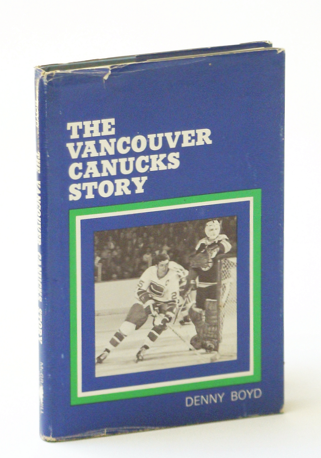 Image for The Vancouver Canucks story