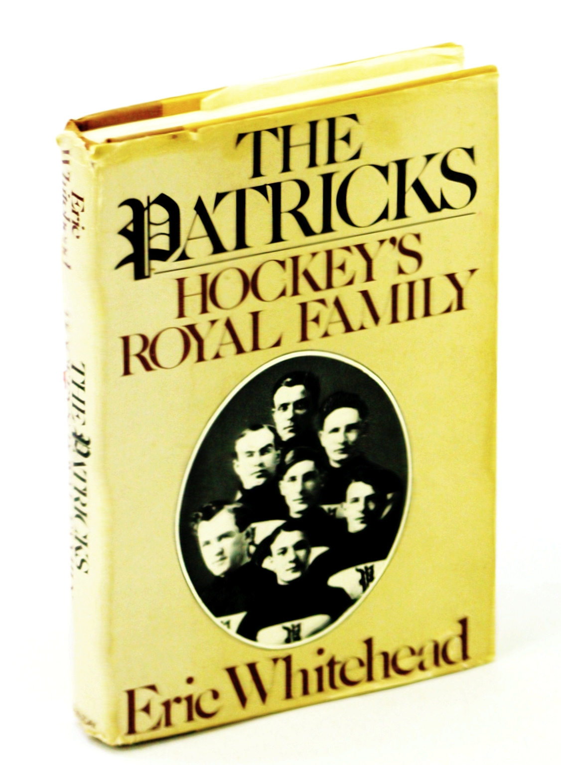 Image for The Patricks: Hockey's Royal Family