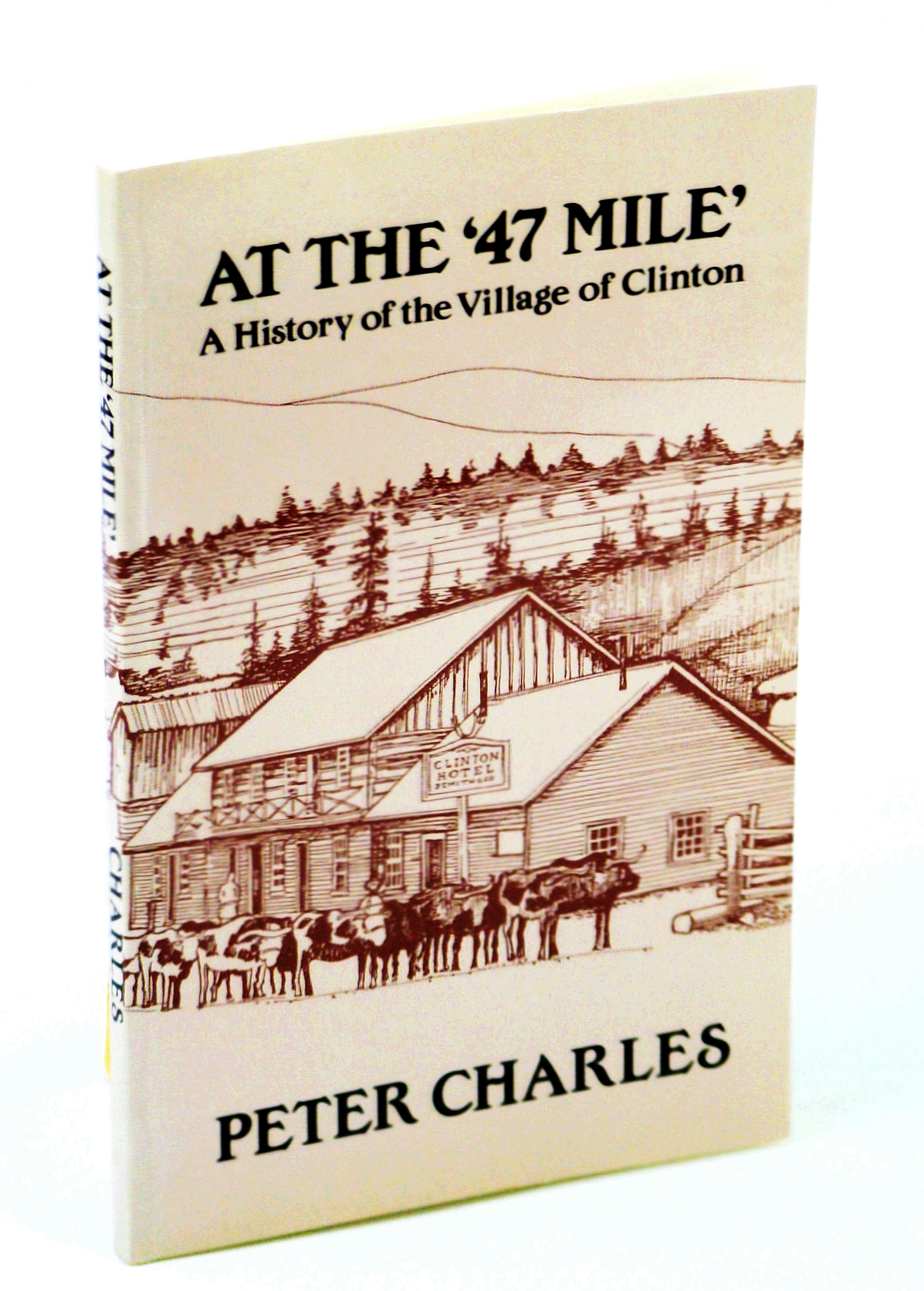 Image for At the 47 Mile a History of the Village of Clinton