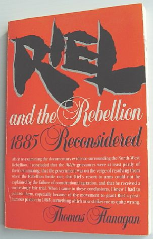 Image for Riel and the Rebellion