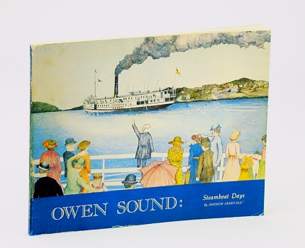 Image for Owen Sound: Steamboat days