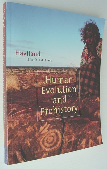 Image for Human Evolution and Prehistory (with InfoTrac)