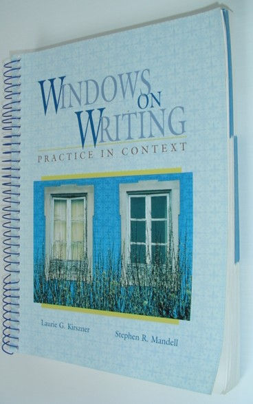 Image for Windows on Writing: Practice in Context
