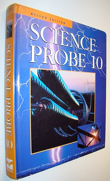 Image for Science Probe 10, Nelson Edition