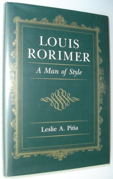 Image for Louis Rorimer: A Man of Style