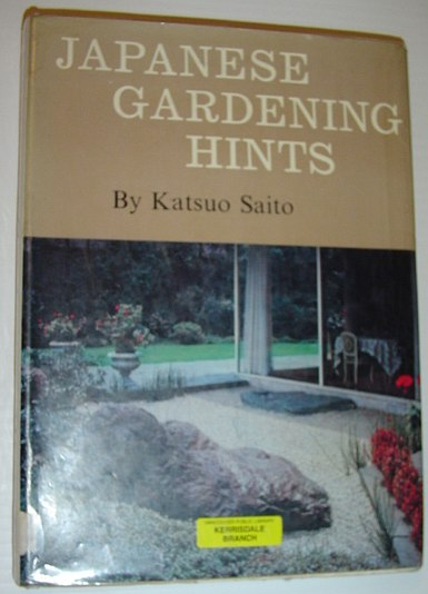 Image for Japanese Gardening Hints