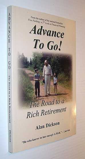 Image for Advance to Go - The Road to Rich Retirement