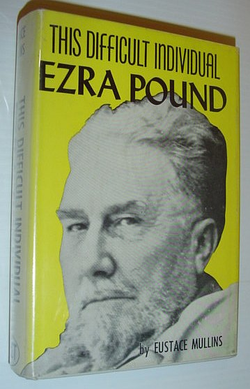 Image for This Difficult Individual, Ezra Pound