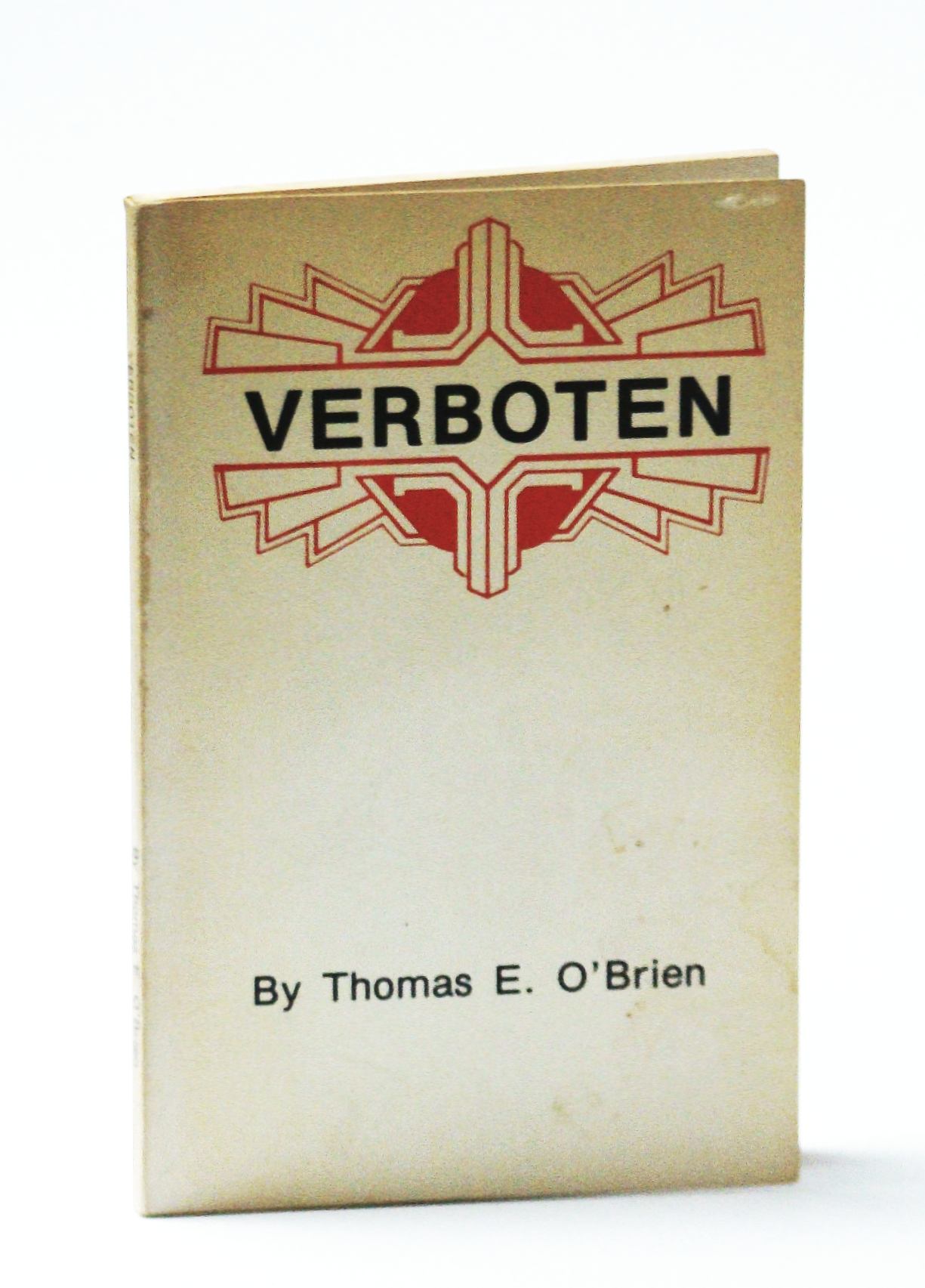 "Image for ""Verboten."": Eleven biblical essays on subjects carefully avoided by today's clergy"