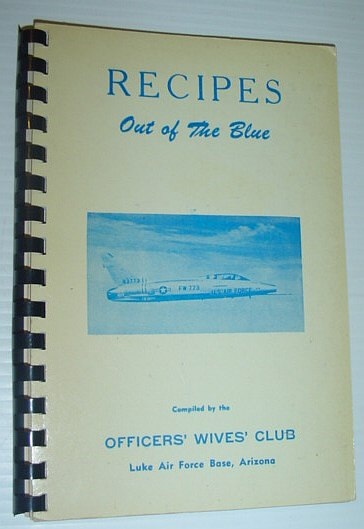Image for Recipes out of the Blue