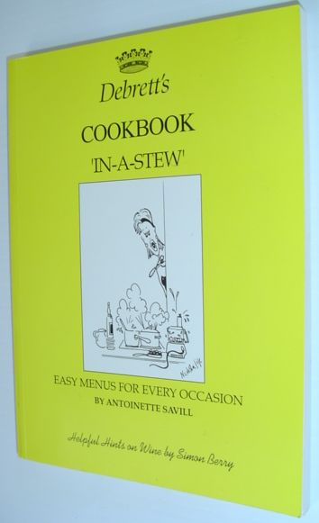 "Image for Debrett's Cookbook ""In-A-Stew"": Easy Menus for Every Occasion"