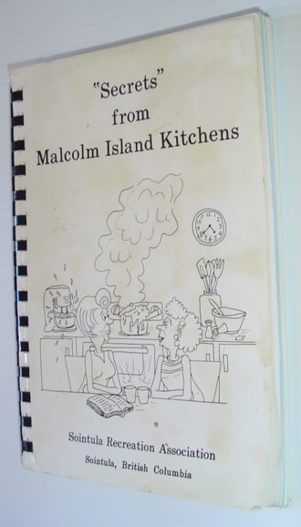 "Image for ""Secrets"" From Malcolm Island Kitchens"