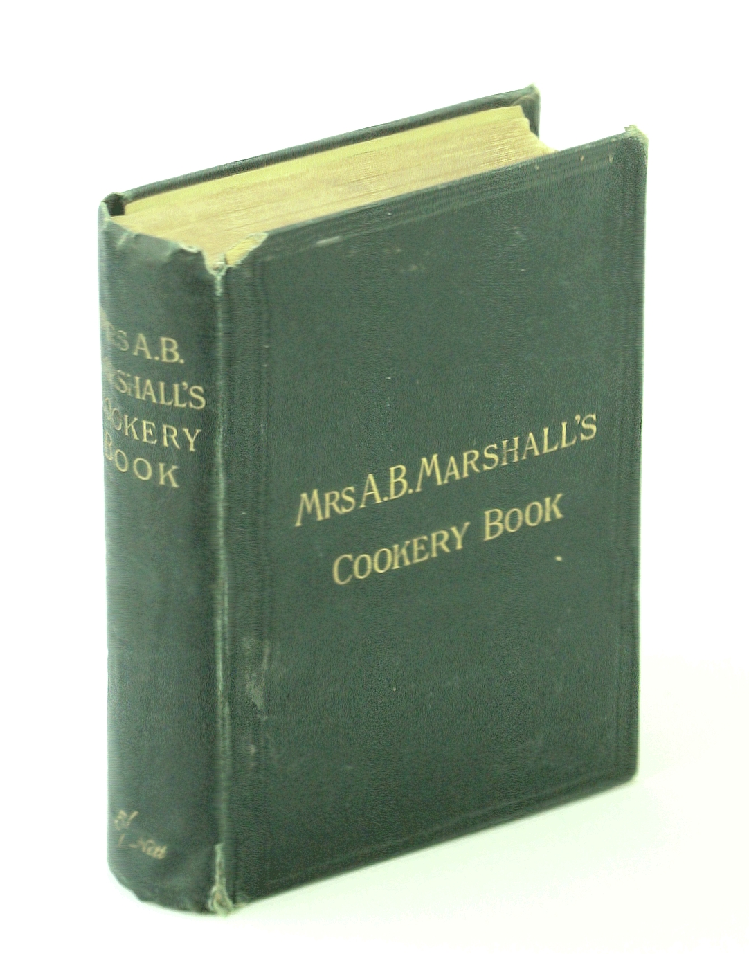 Image for Mrs. A.B. Marshall's Cookery Book