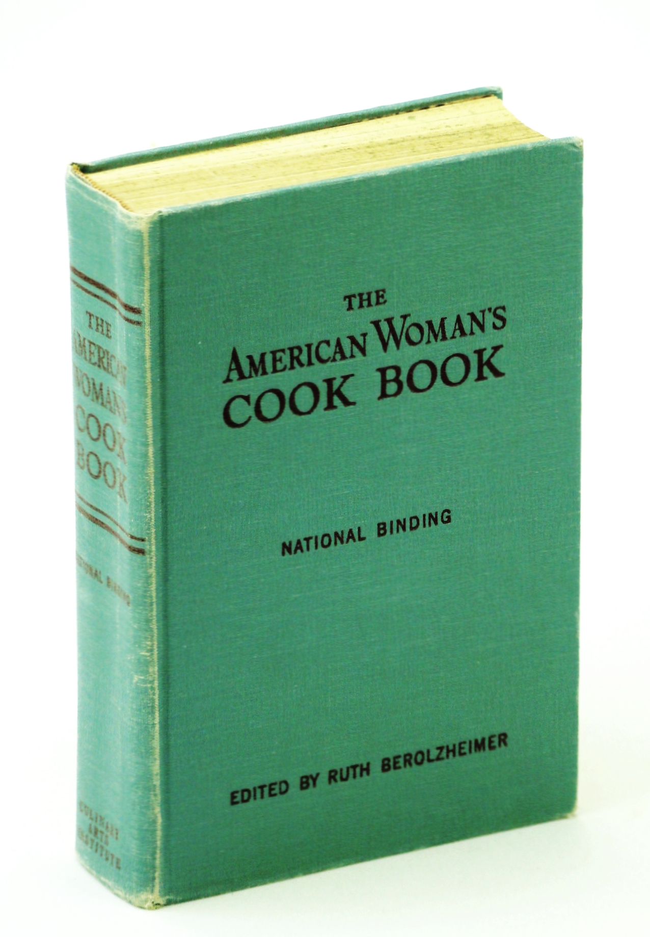 Image for THE AMERICAN WOMAN'S COOK BOOK (National Binding)