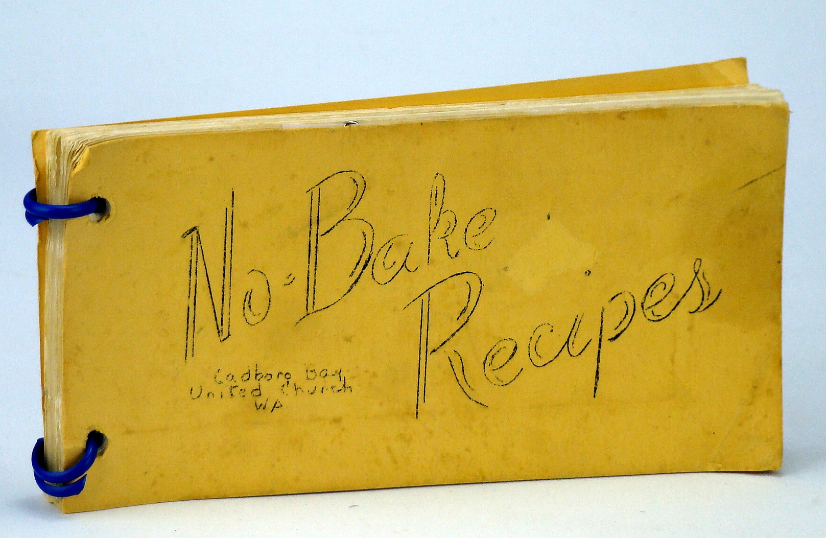 Image for No-Bake Recipes - Cadboro Bay United Church W.A.