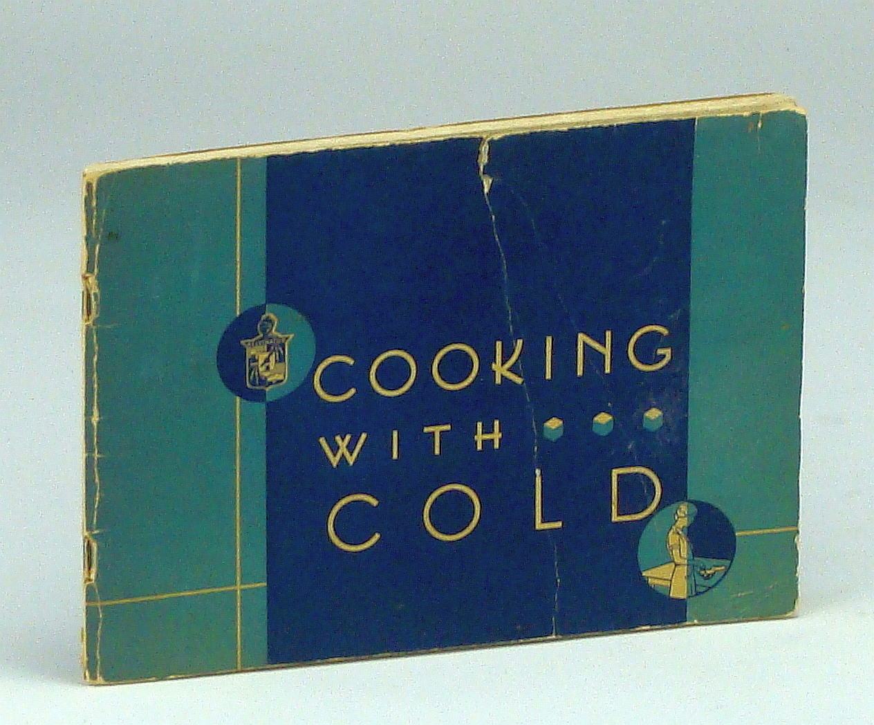 Image for Cooking With Cold [Form C 2596 10M-2-34]
