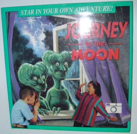 Image for Journey to the Moon (Star in Your Own Adventure!)
