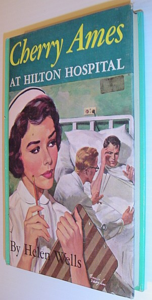 Image for Cherry Ames at Hilton Hospital