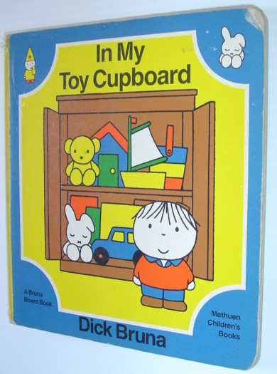 Image for In My Toy Cupboard