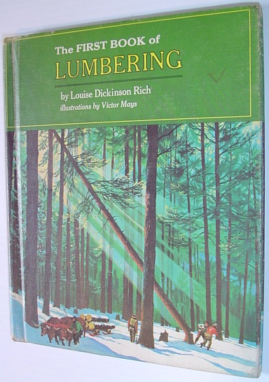 Image for The First Book of Lumbering