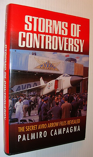 Image for Storms of Controversy