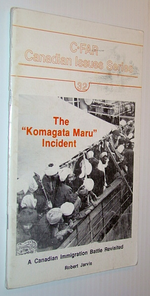 "Image for The ""Komagata Maru"" Incident - A Canadian Immigration Battle Revisited"