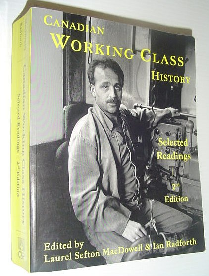 Image for Canadian Working Class History