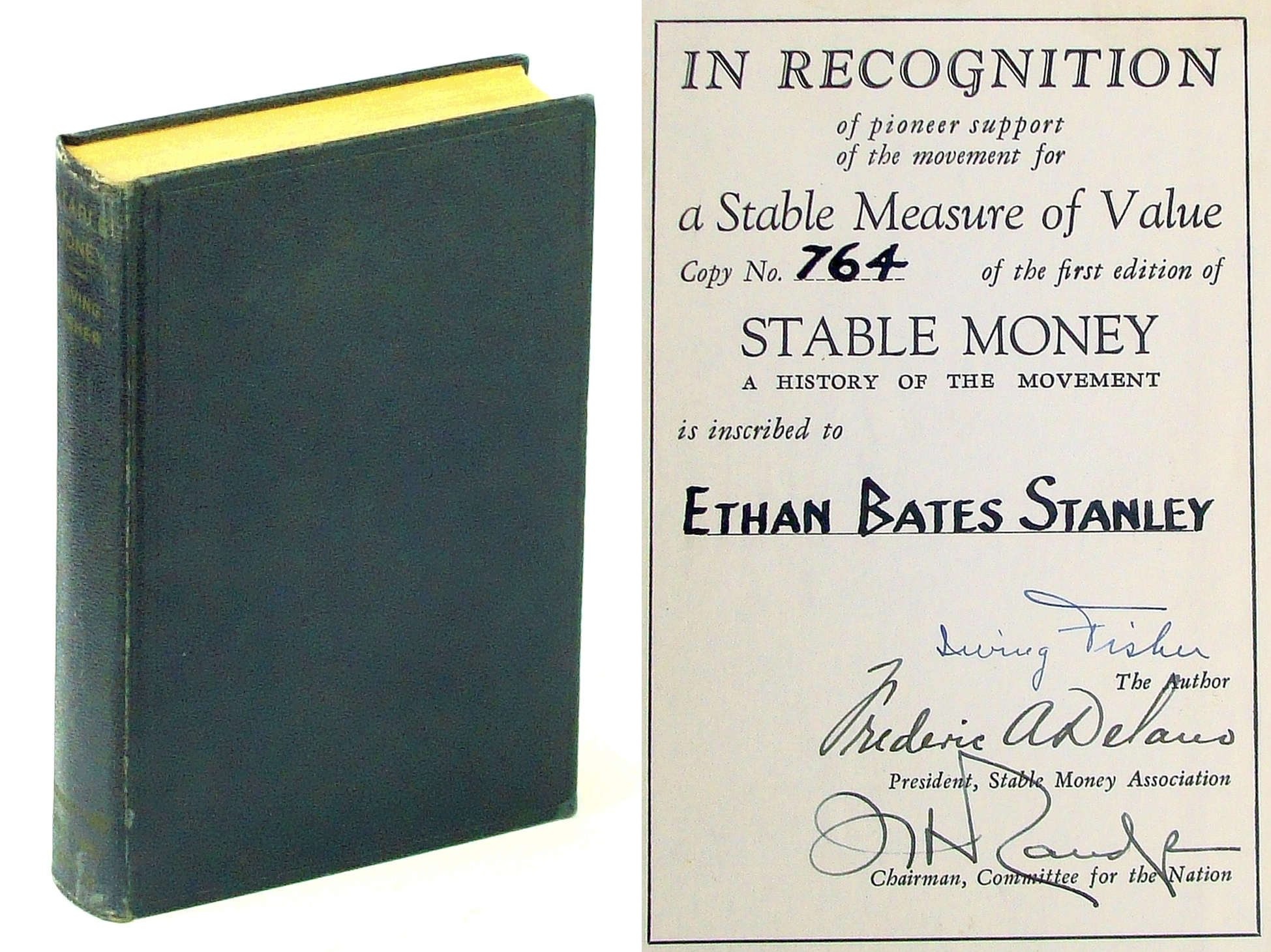 Image for Stable Money - A History of the Movement