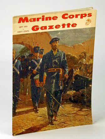 Image for Marine Corps Gazette (Magazine), September (Sept.) 1959, Number 9, Volume 43 - The Pakistan Army
