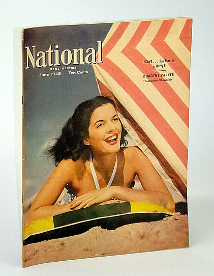 Image for The National Home Monthly Magazine, June 1948 - C.D. Howe / Kinsey Feedback