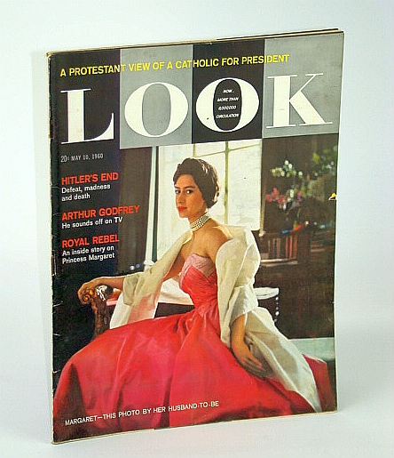 Image for Look Magazine, Incorporating Collier's, May 10, 1960 - Hitler's Last Days / Princess Margaret