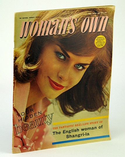 Image for Woman's Own - The National Women's Weekly Magazine, 29 June 1963: Clara Hansen - The English Woman of Shangri-La / Teddy Tinling