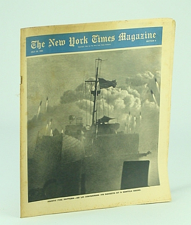 Image for The New York Times Magazine, July 29, 1945 - A Picture of the Japanese Soldier