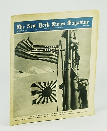 Image for The New York Times Magazine, September (Sept.) 30, 1945 - Fear Dominates Japan