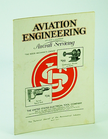 Image for Aviation Engineering (Magazine), With Which is Consolidated Aircraft Servicing - The Technical Journal of the Aeronautical Industry, May 1931 - Impressions of the Detroit Aircraft Show