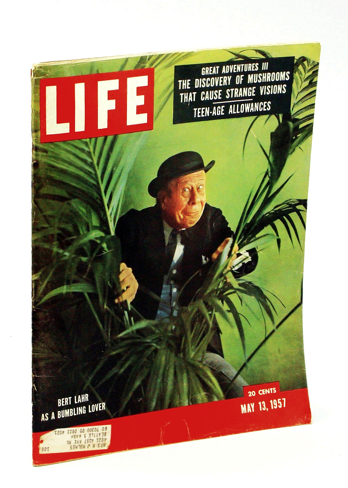 Image for Life Magazine, May 13, 1957