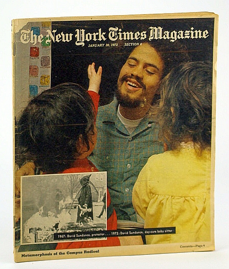 Image for The New York Times Magazine, January (Jan..) 30, 1972 -  Homecoming in Bangladesh